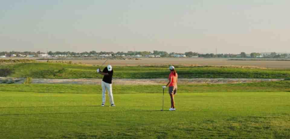Stage d'initiation golf à Tunis en Tunisie
