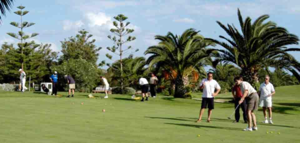 Stage de Perfectionnement au Golf Yasmine Valley à Hammamet en Tunisie