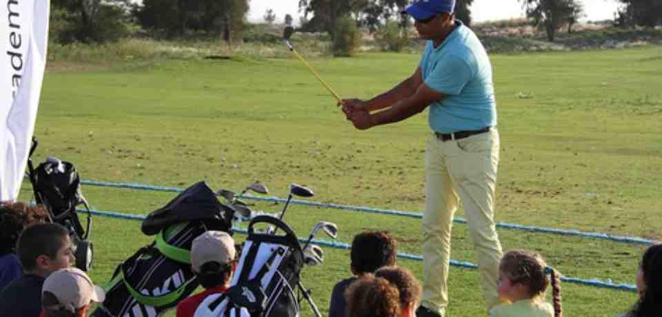 Découverte de Golf a Tunis