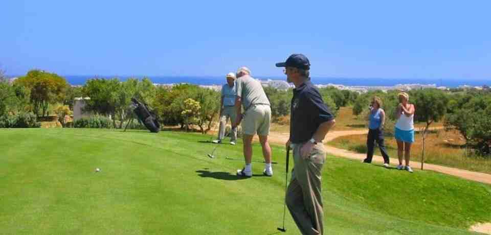 Parcours accompagnés de golf en Tunisie