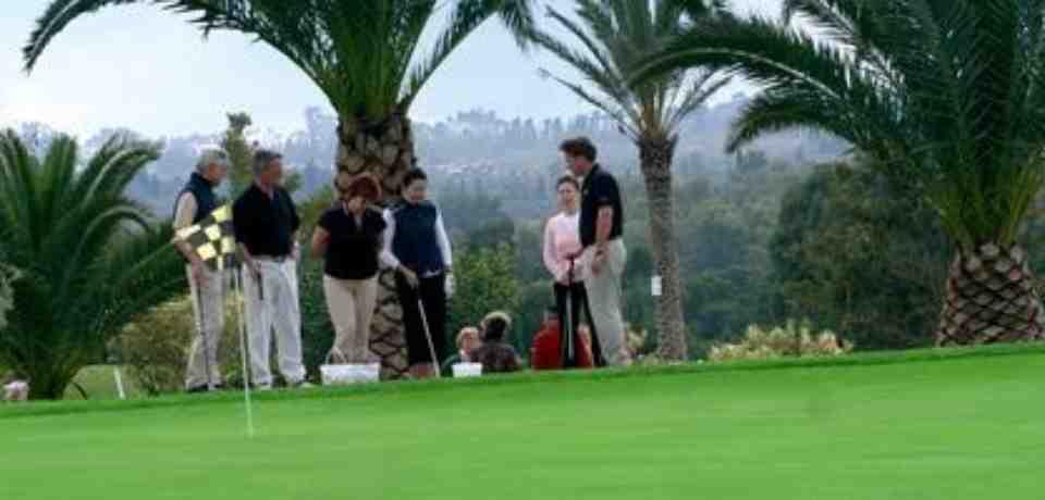 2 jours de Stage d'initiation de Golf a Hammamet