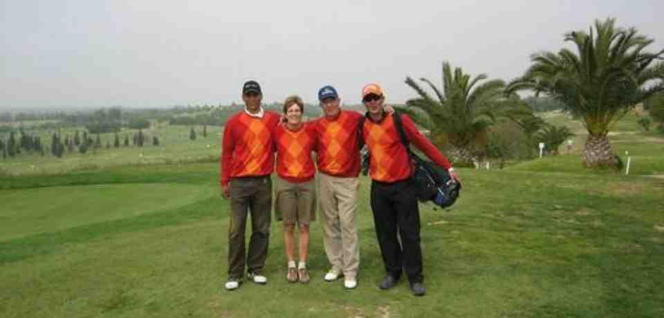 1 jour de Cours d'introduction de Golf a Hammamet