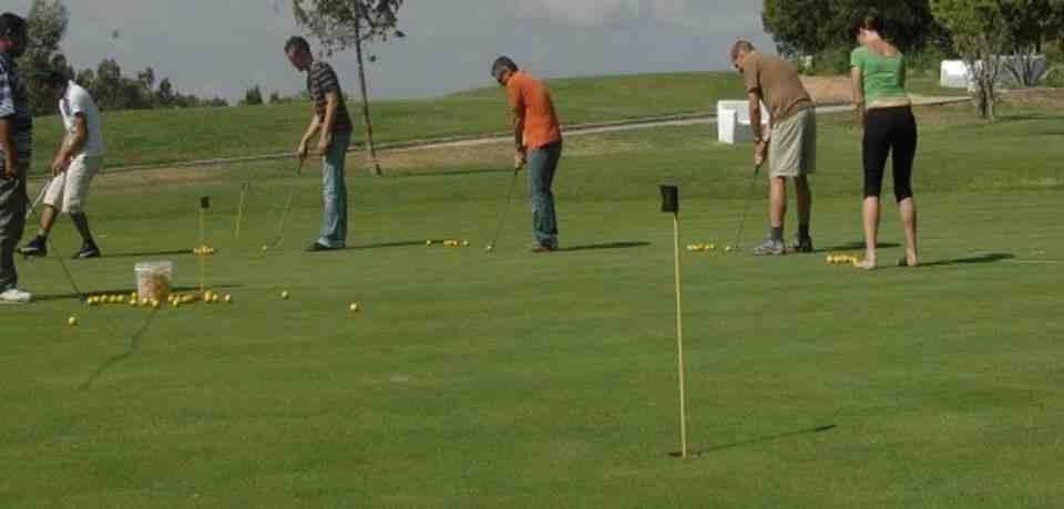 Cours de base de 4 jours golf en Tunisie