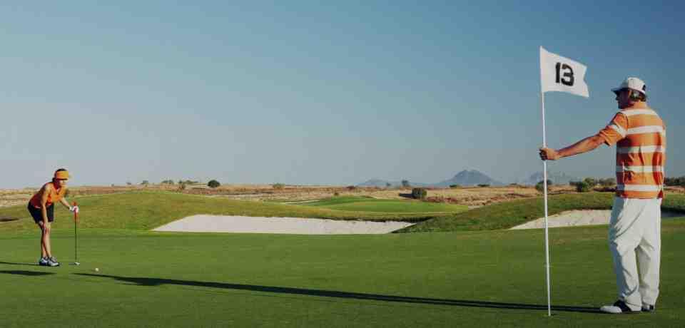 Stage de perfectionnement Golf à Tunis